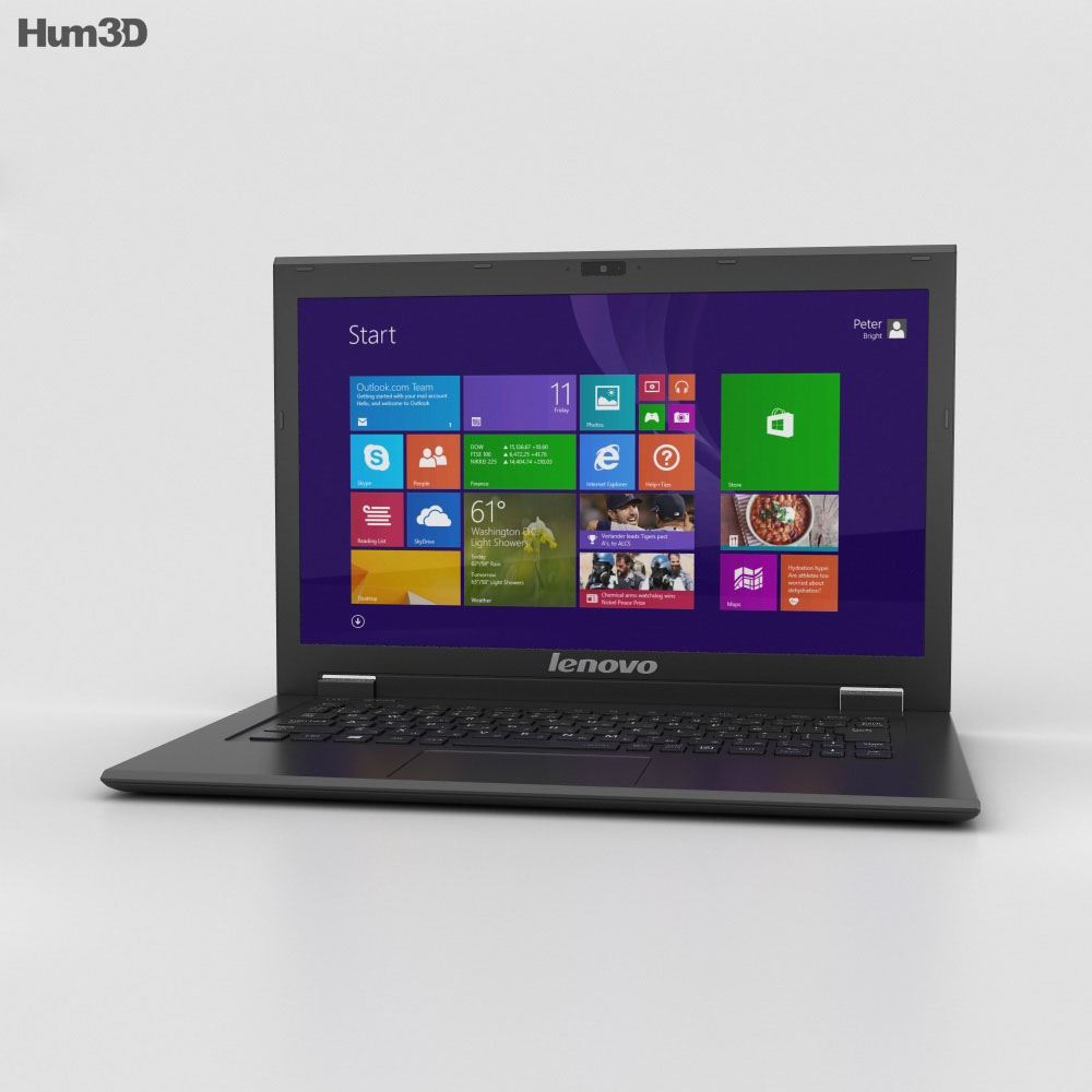 Lenovo LaVie Z HZ550 3d model