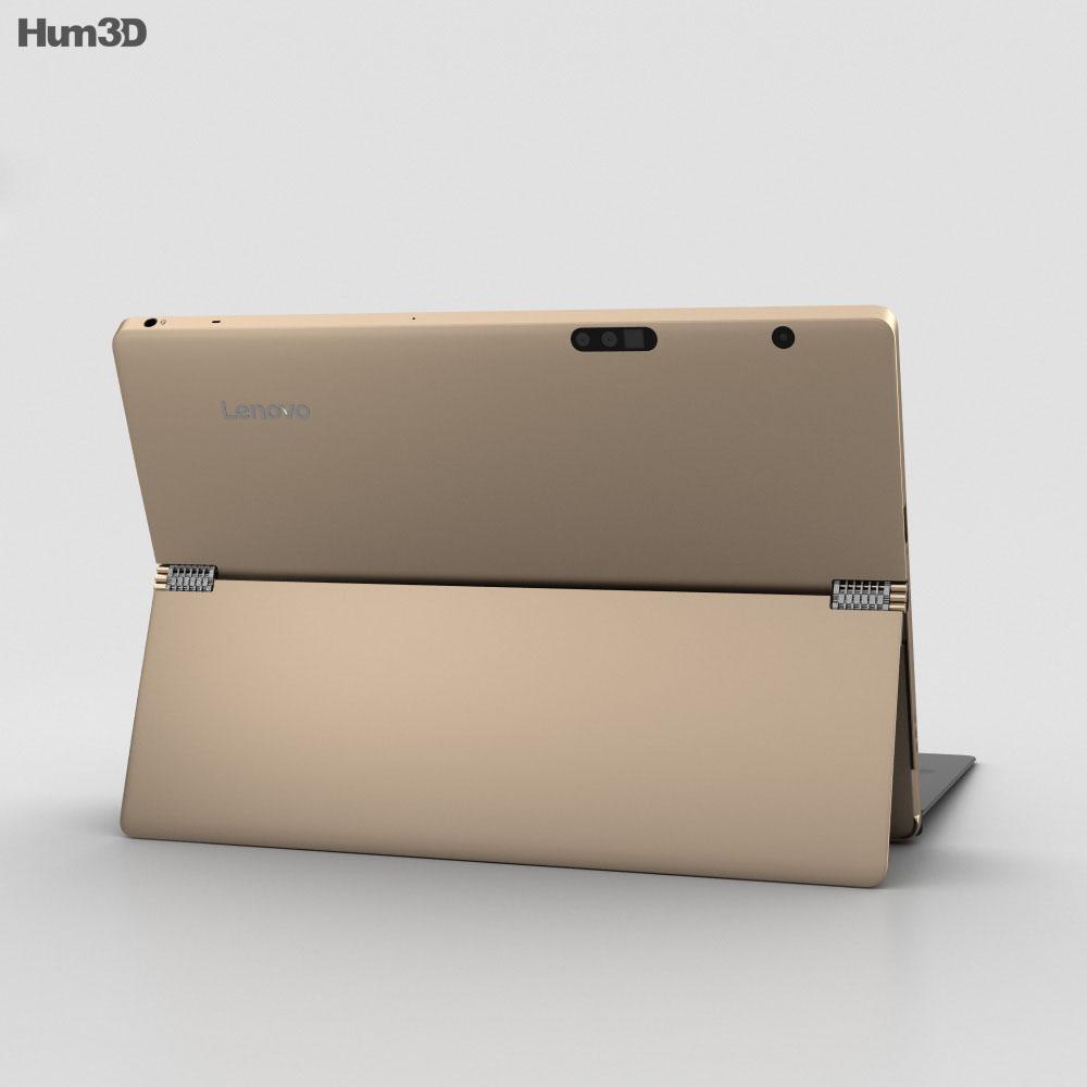 Lenovo Ideapad MIIX 700 3d model