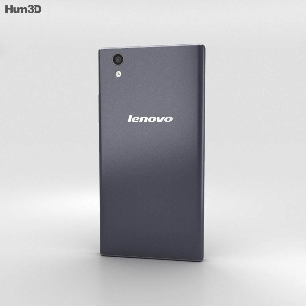 Lenovo P70 Midnight Blue 3d model