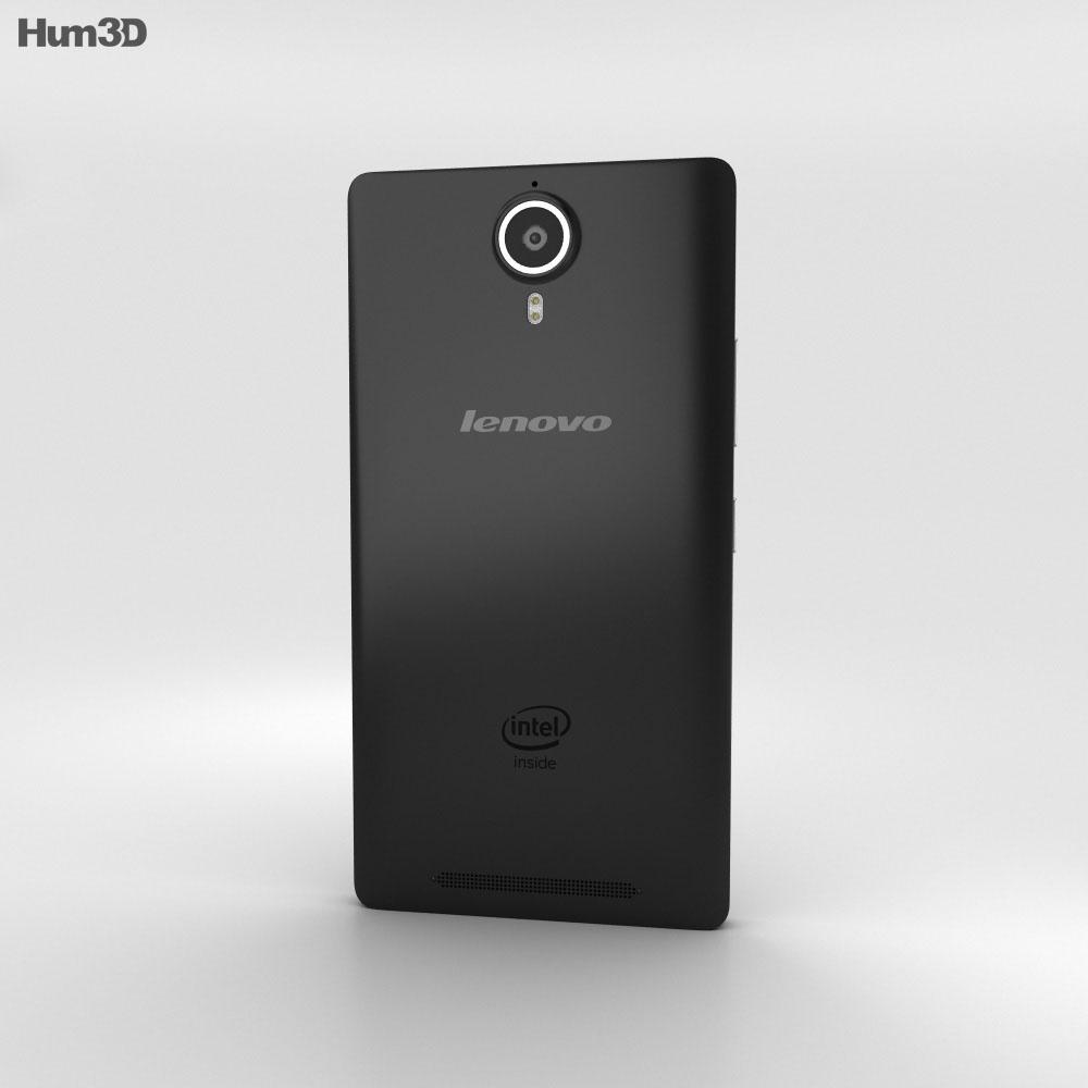 Lenovo P90 Onyx Black 3d model
