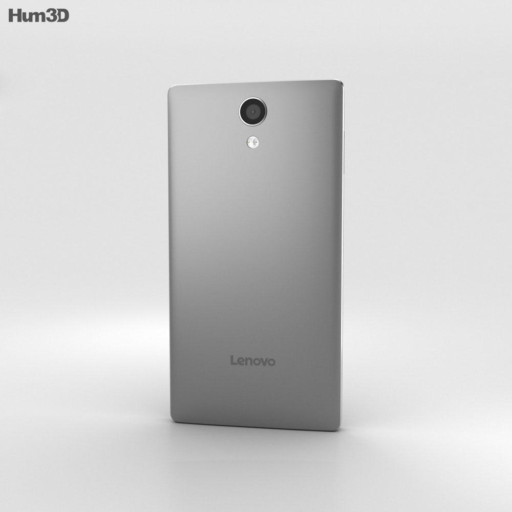 Lenovo Phab 2 Gunmetal Grey 3d model