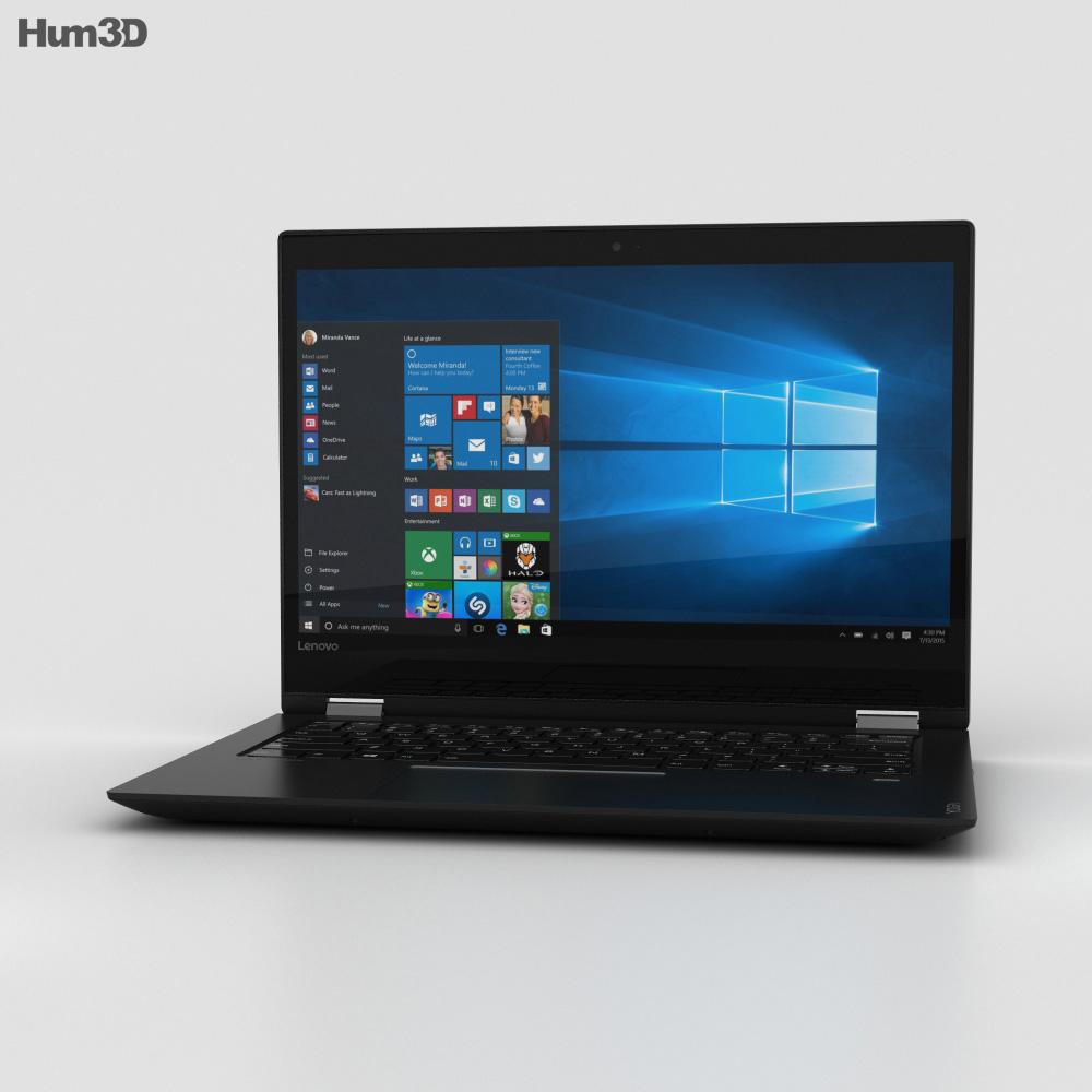 Lenovo Yoga 520 3d model