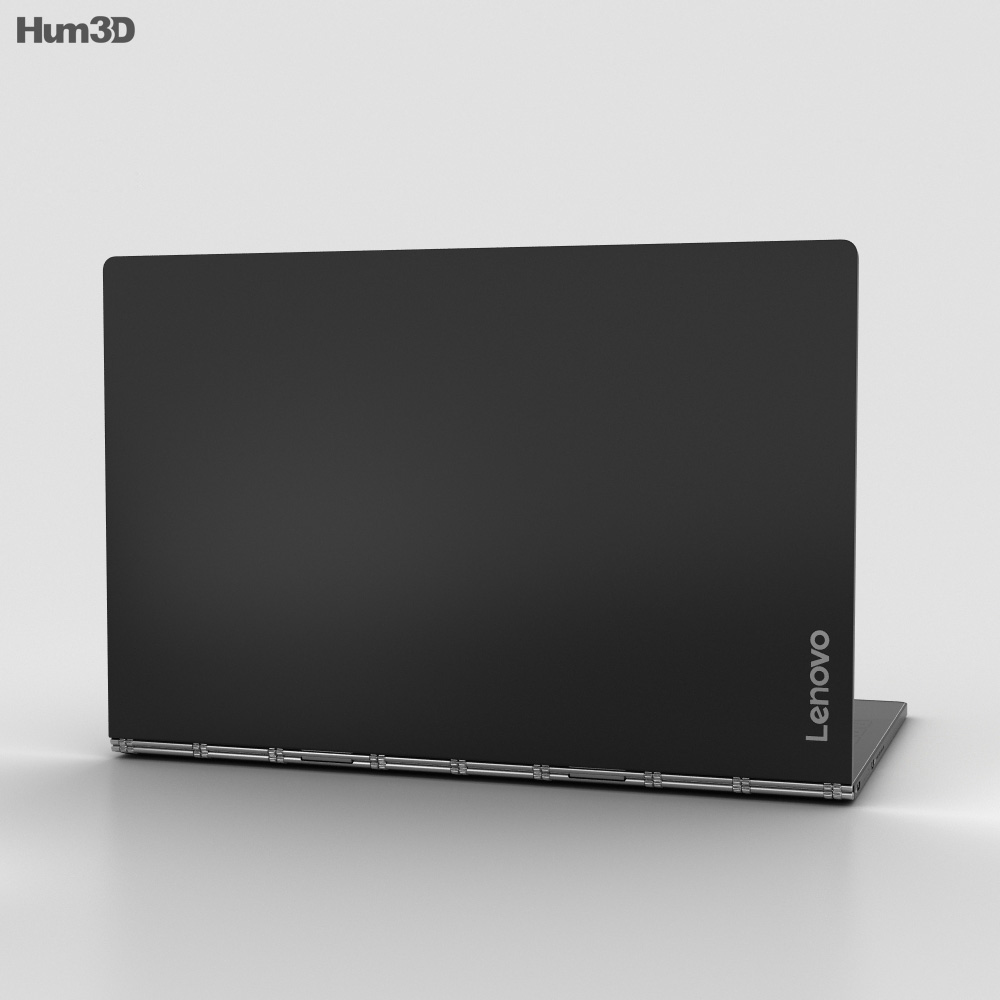 Lenovo Yoga Book 3d model