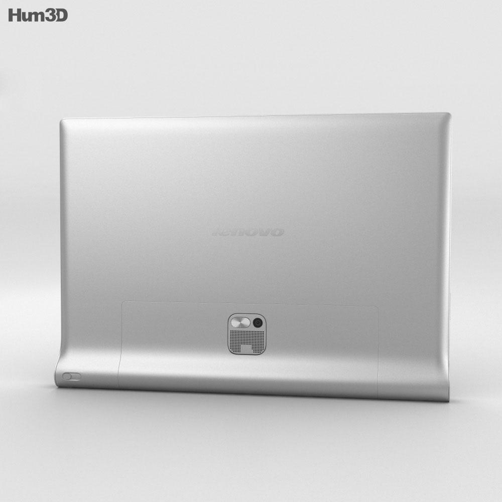 Lenovo Yoga Tablet 2 Pro 3d model