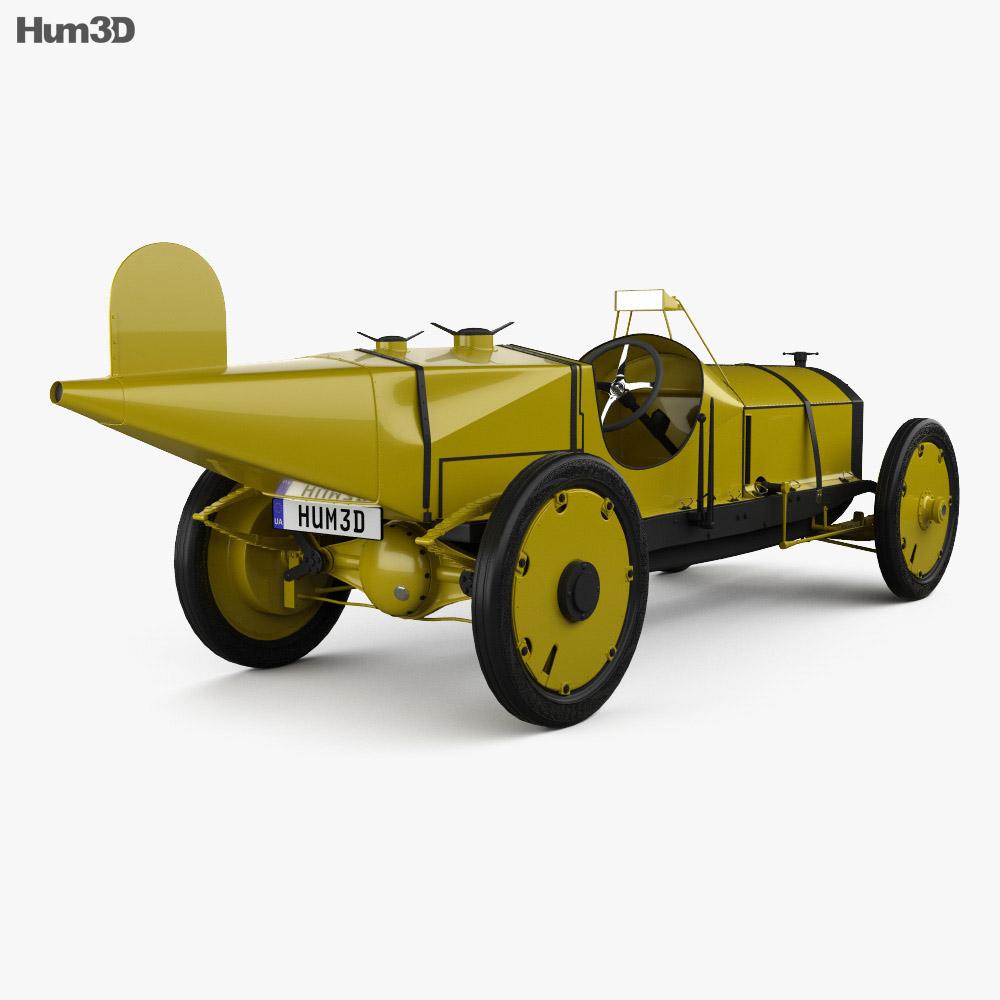 Marmon-Herrington Wasp 1909 3d model