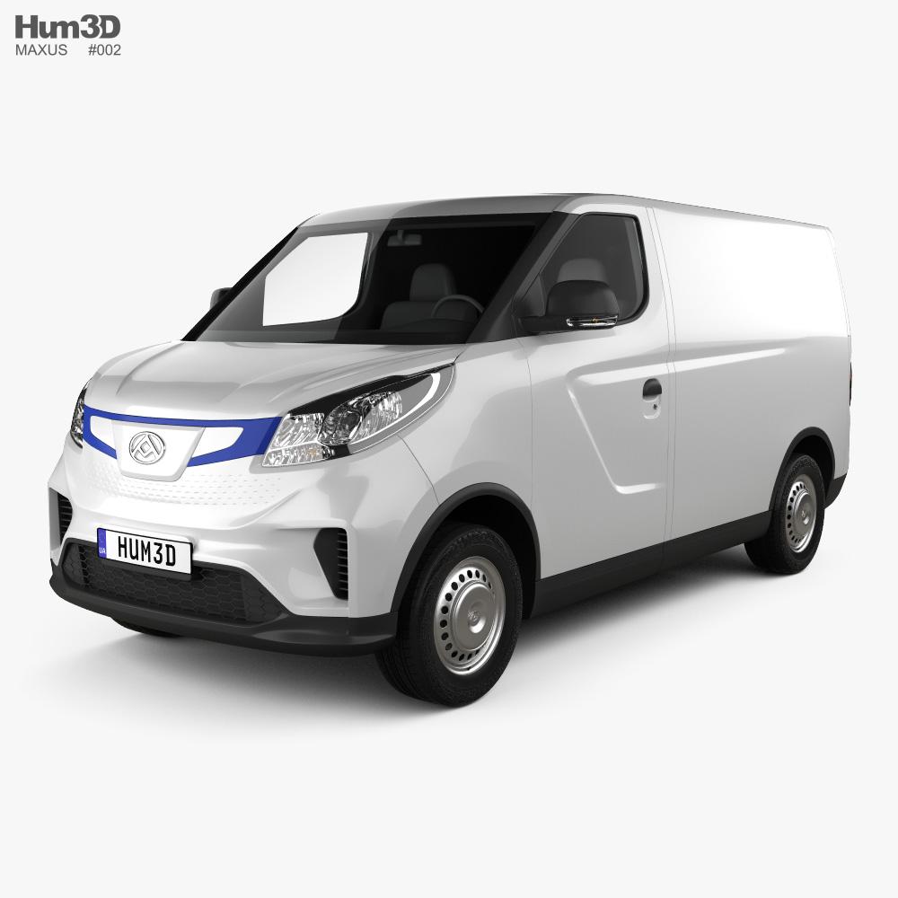 Maxus EV30 2020 3d model