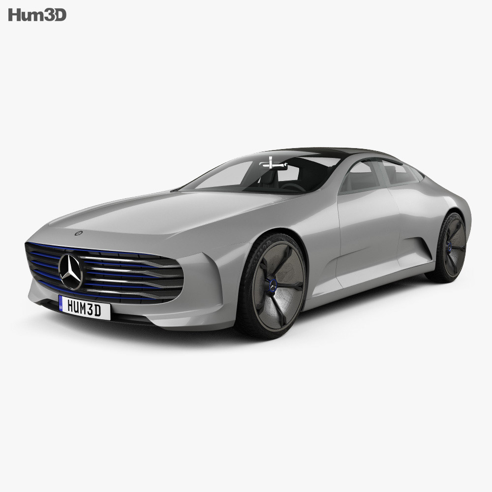 Mercedes-Benz IAA 2015 3d model