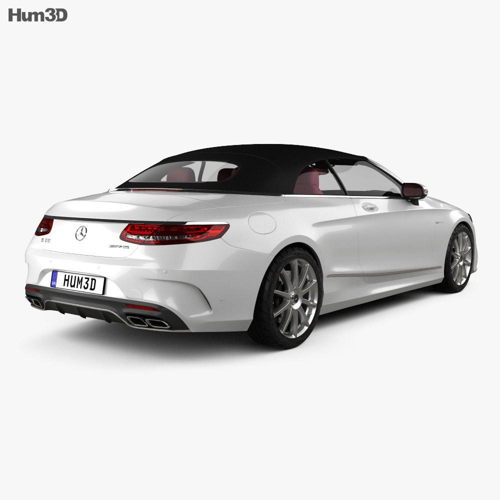 Discount Mercedes Parts >> Mercedes-Benz S-class AMG cabriolet 2014 3D model - Hum3D