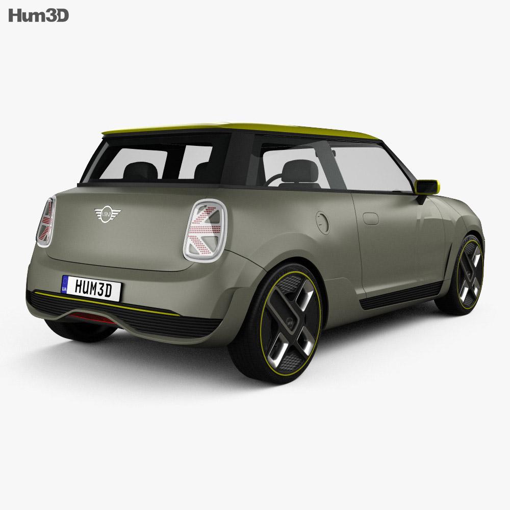 Mini Electric 2017 3d model