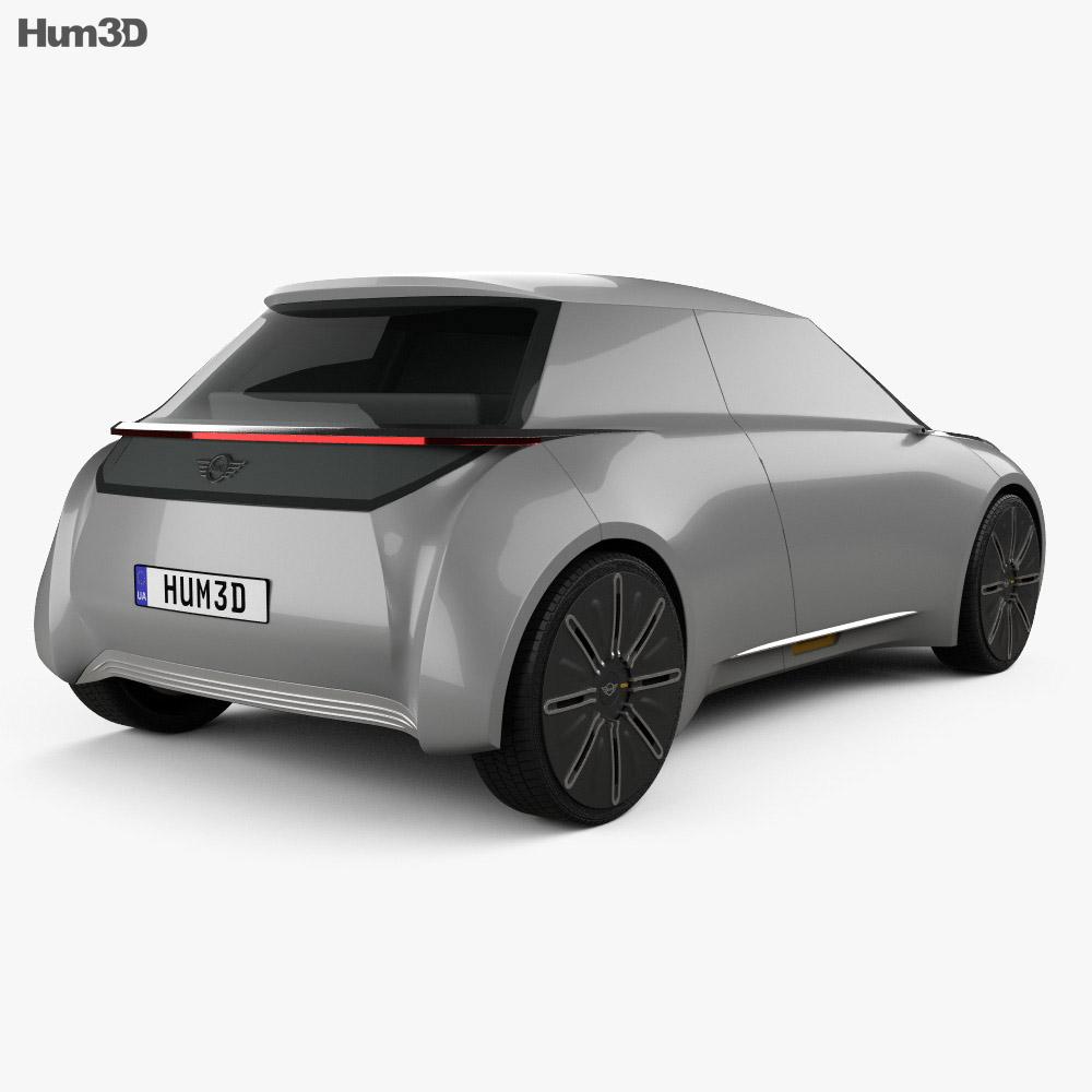 Mini Vision Next 100 2016 3d model