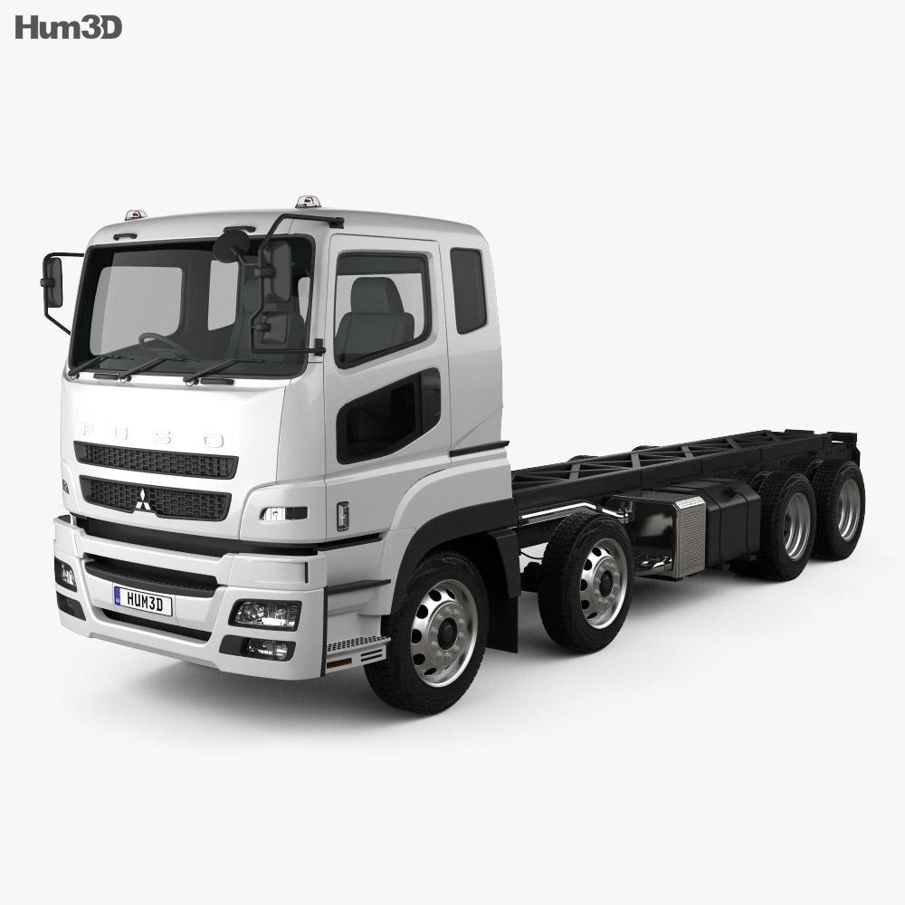Mitsubishi Fuso Heavy Chis Truck 2017 Model