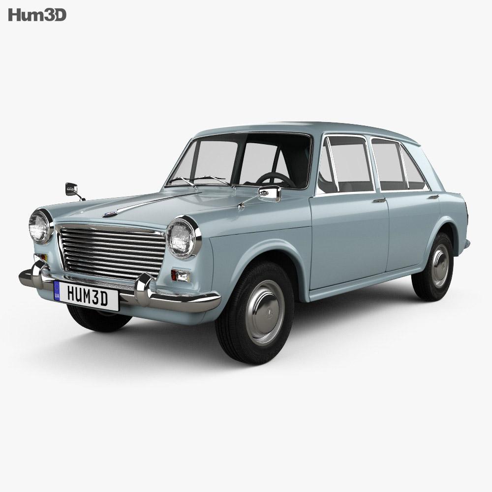 Morris 1100 (ADO16) 1962 3d model