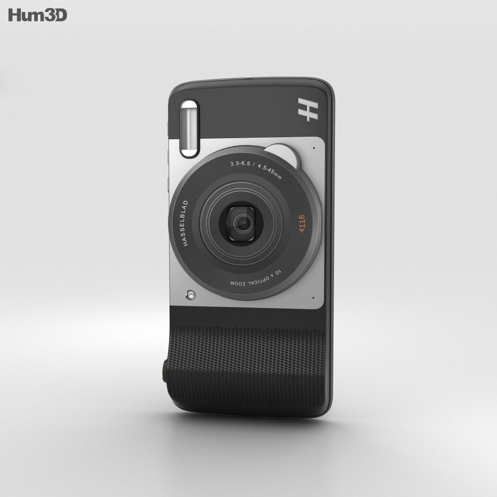 Motorola Moto Z with Hasselblad True Zoom 3d model