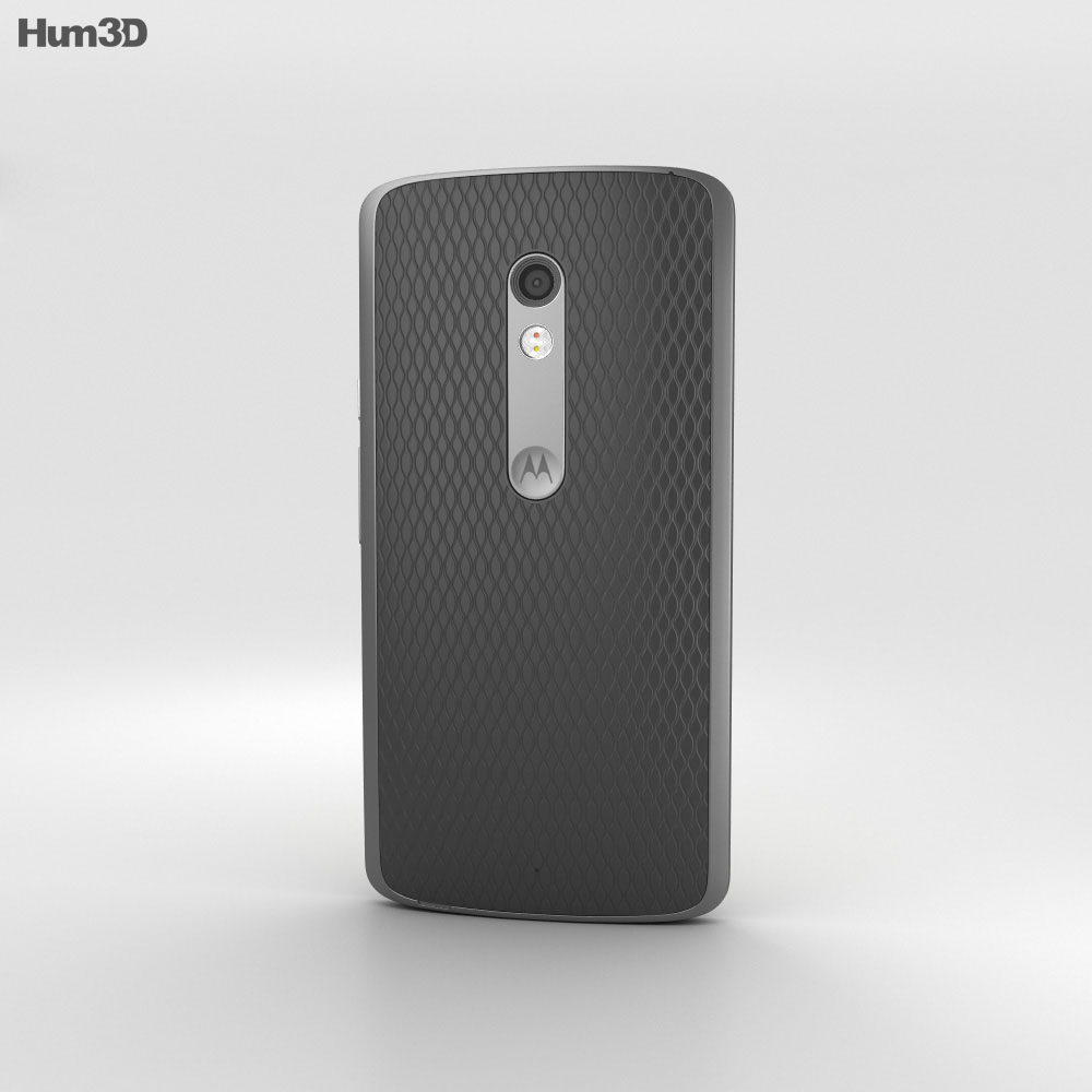 Motorola Moto X Play Black 3d model