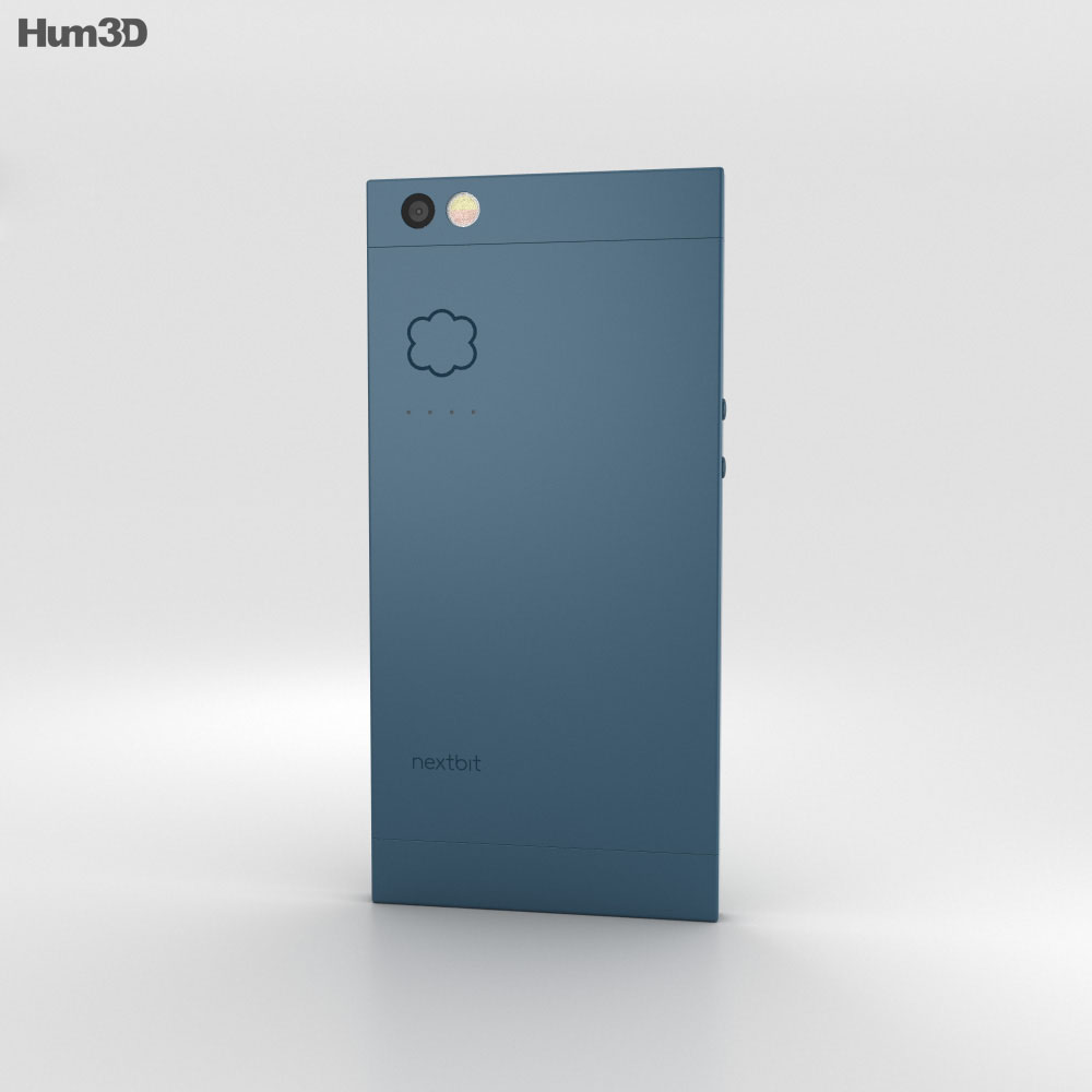 Nextbit Robin Midnight 3d model