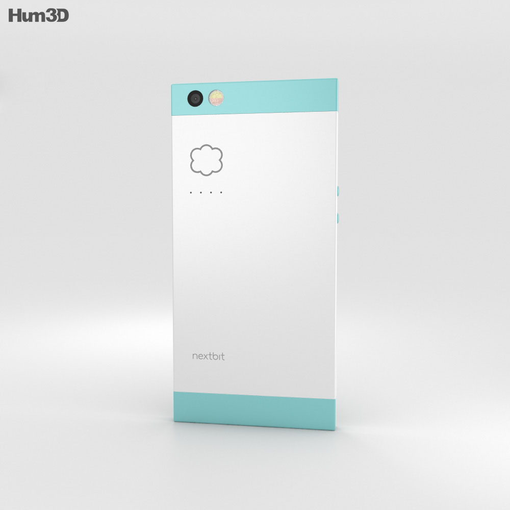 Nextbit Robin Mint 3d model
