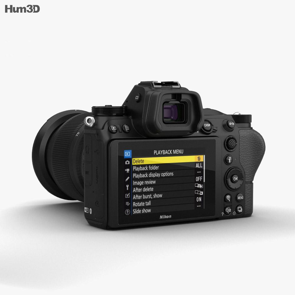 Nikon Z6 3d model