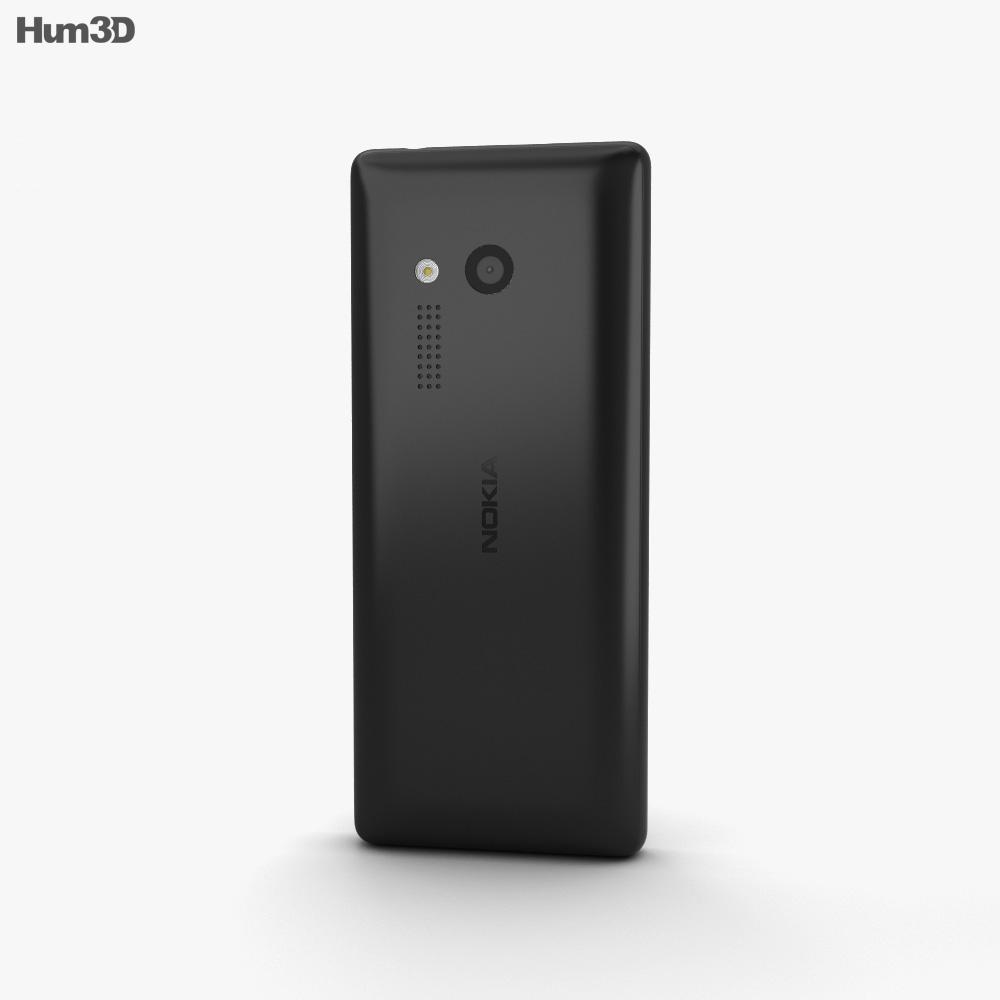 Nokia 150 Black 3d model