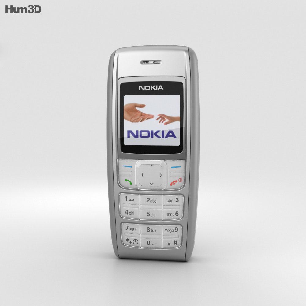 Nokia 1600 3d model