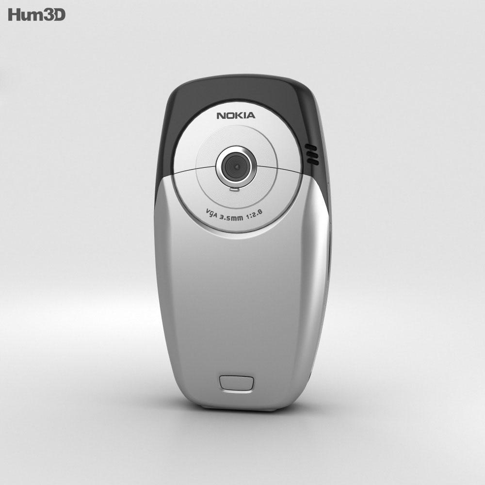 Nokia 6600 3d model