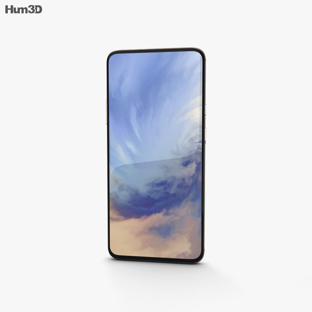 OnePlus 7 Pro Almond 3d model