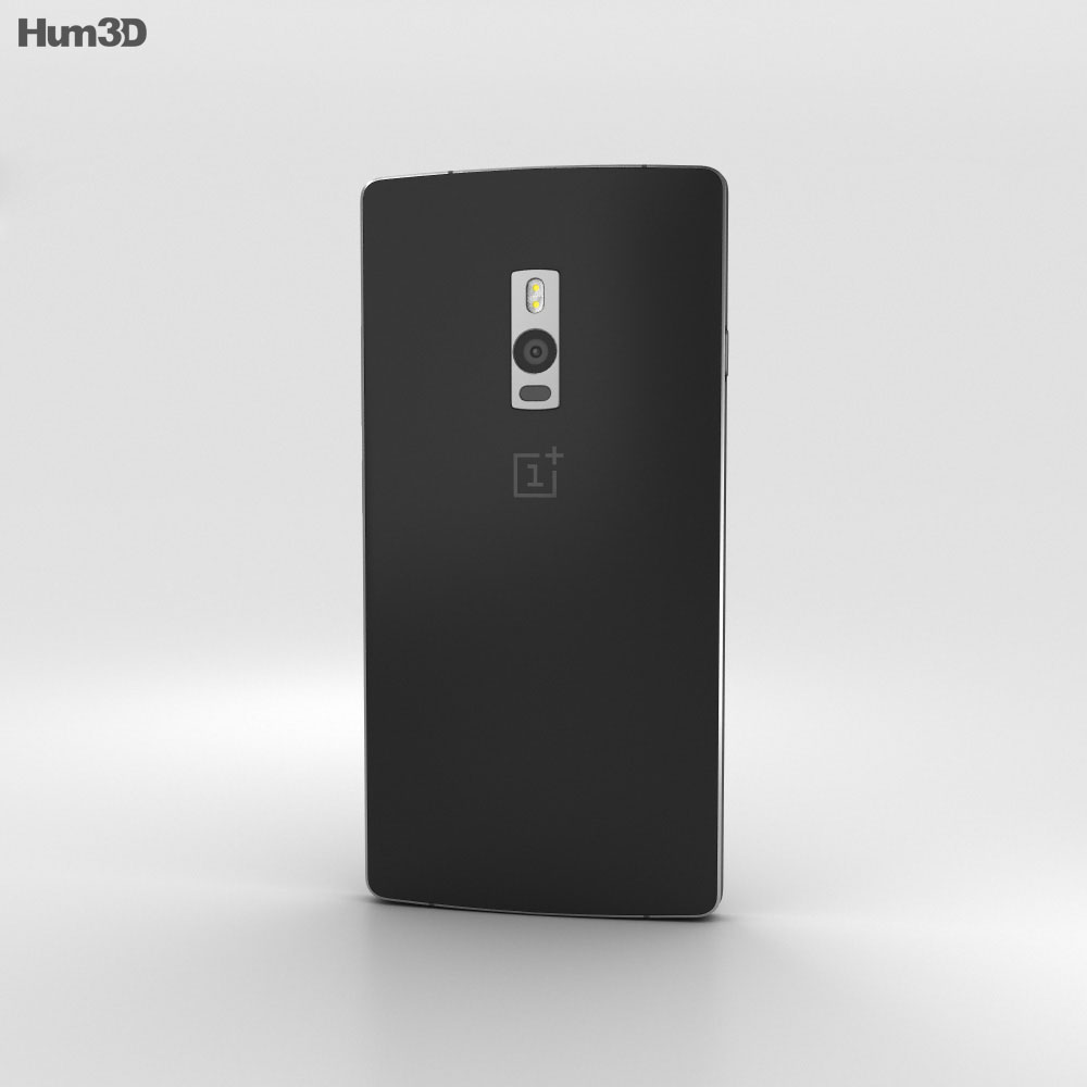 OnePlus 2 Sandstone Black 3d model