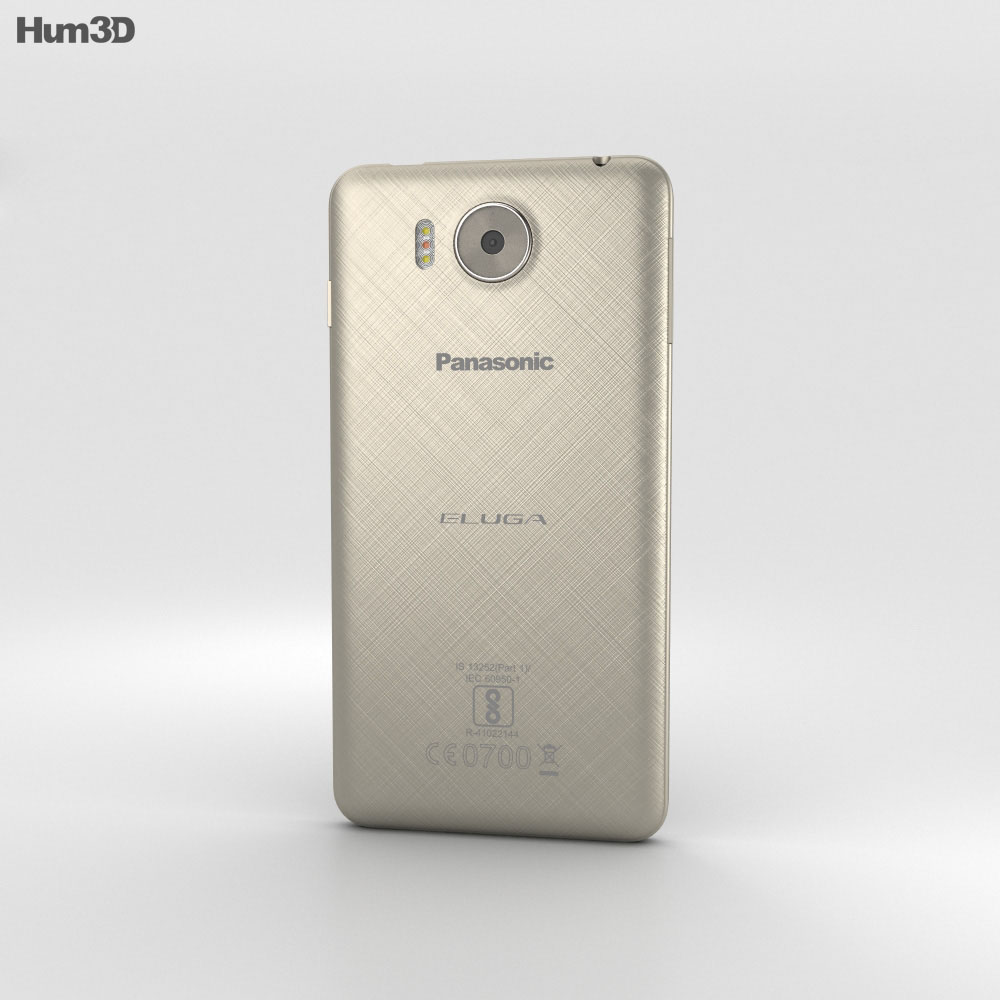 Panasonic Eluga Note 3d model