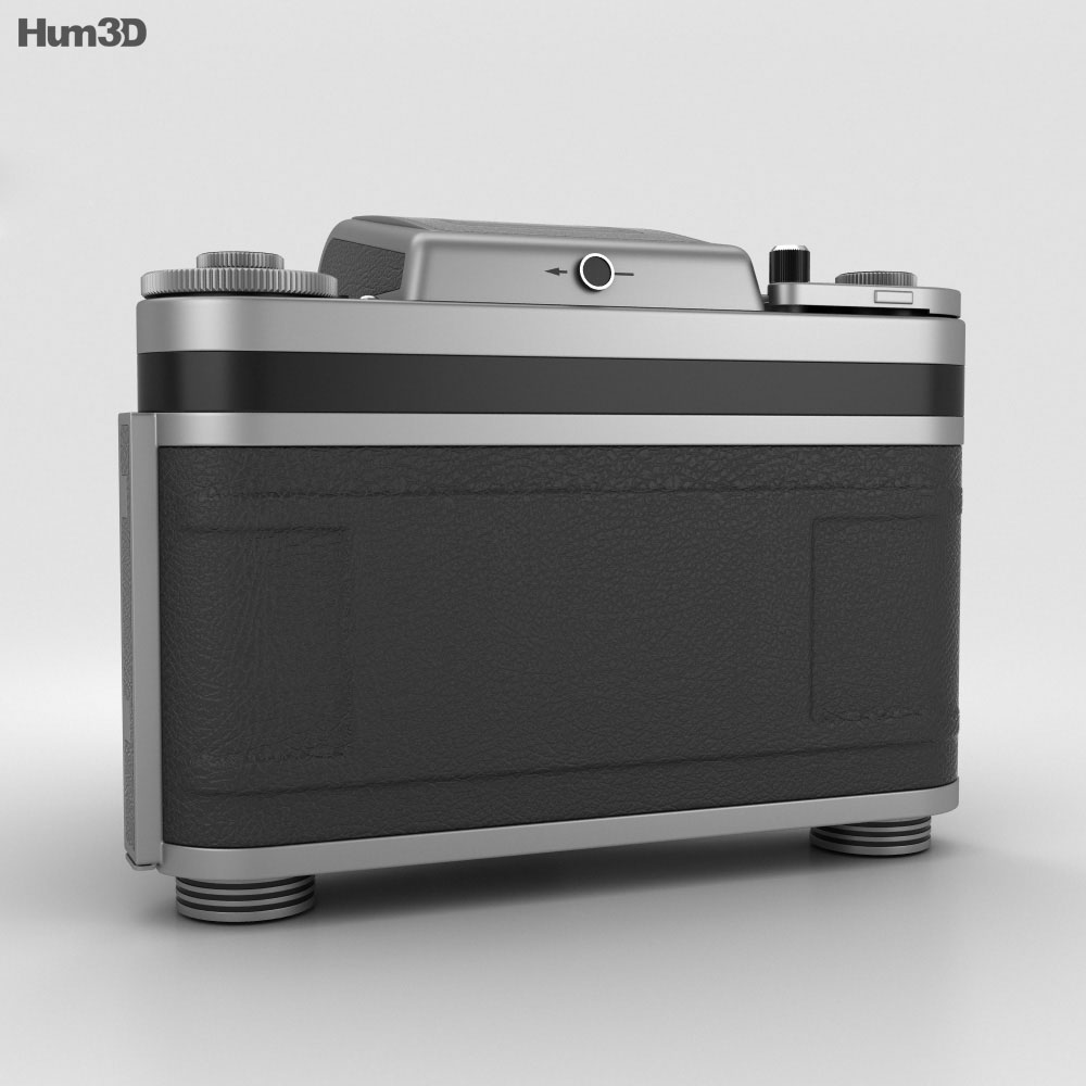 Pentacon Six TL 3d model