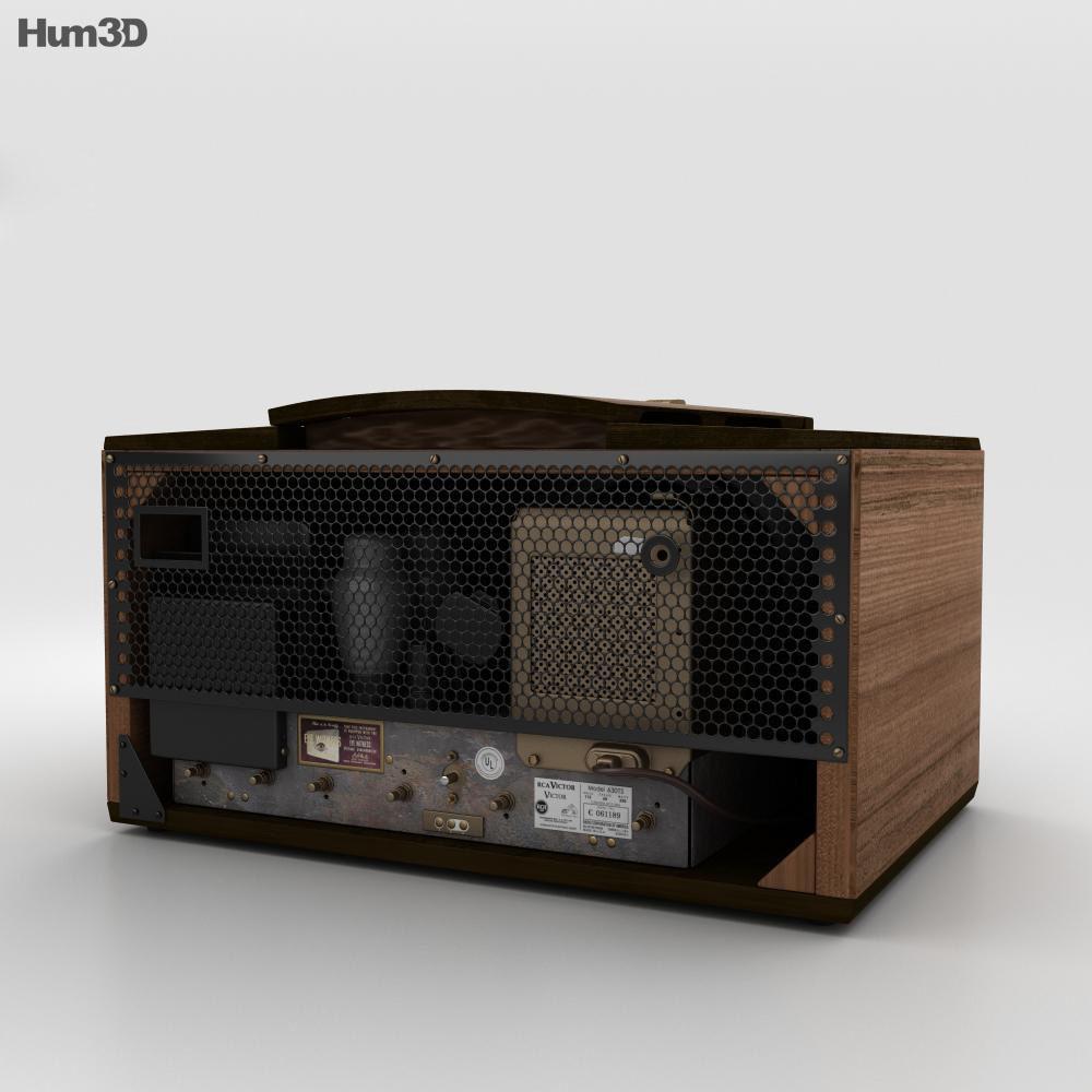 RCA 630-TS 3d model