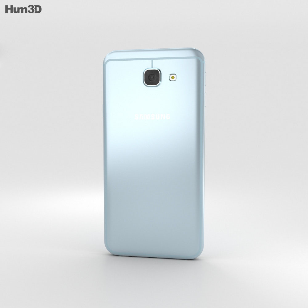 Samsung Galaxy A8 (2016) 3d model