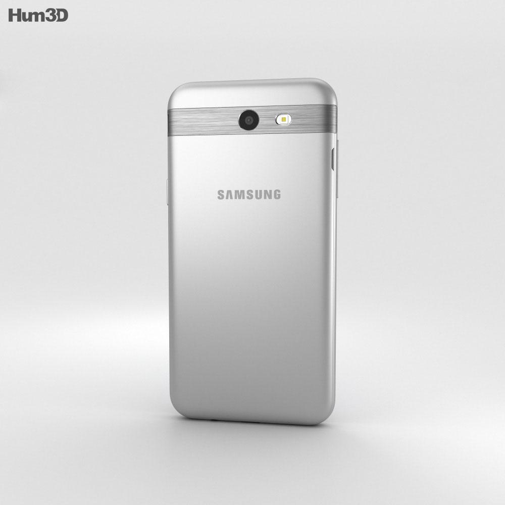 Samsung Galaxy J3 (2017) Emerge Gray 3d model