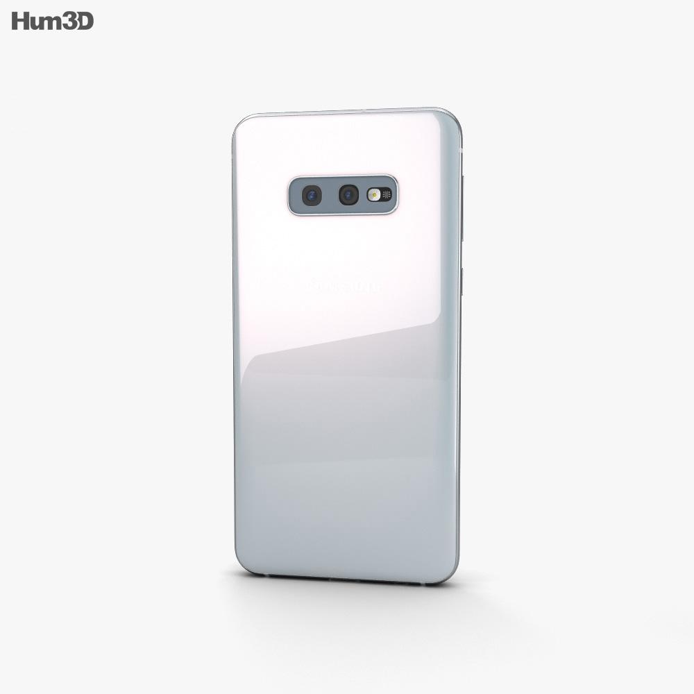 Samsung Galaxy S10e Prism White 3d model