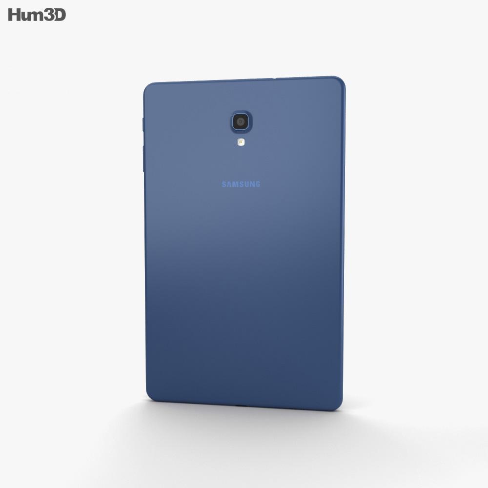 Samsung Galaxy Tab A 10.5 Blue 3d model
