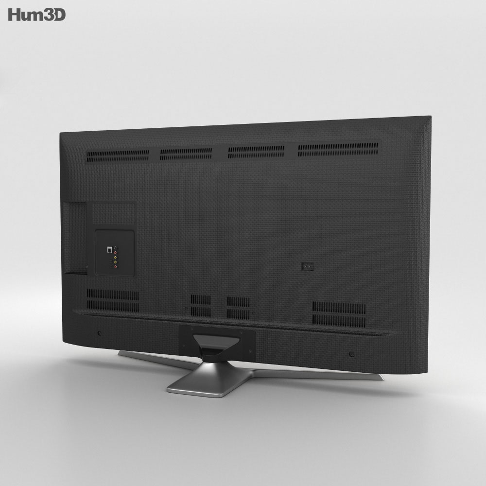Samsung LED J550D Smart TV 3d model