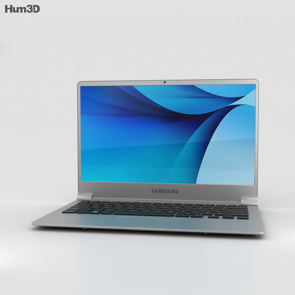Samsung Notebook 9 15-inch 3d model