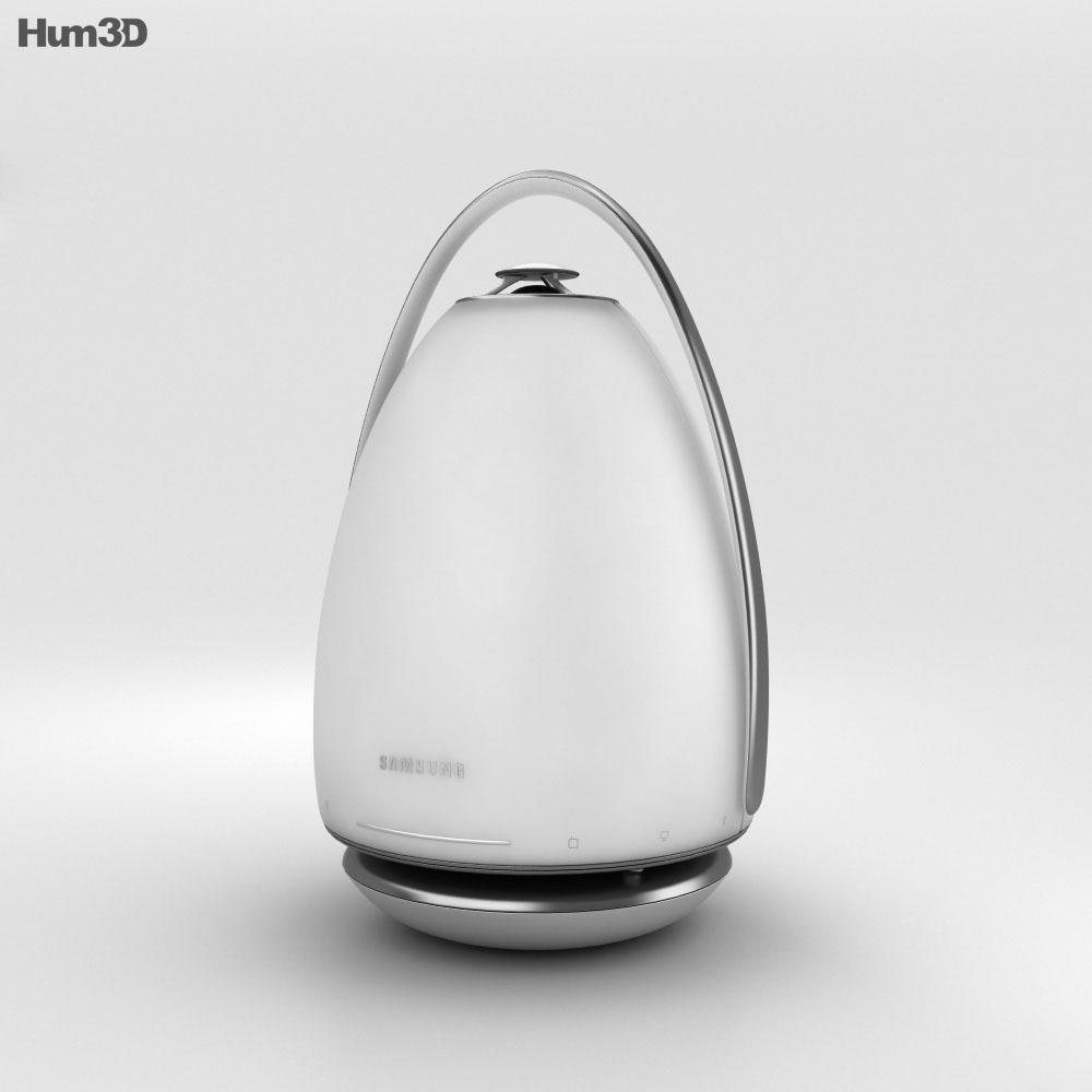 Samsung WAM6500 Speaker 3d model
