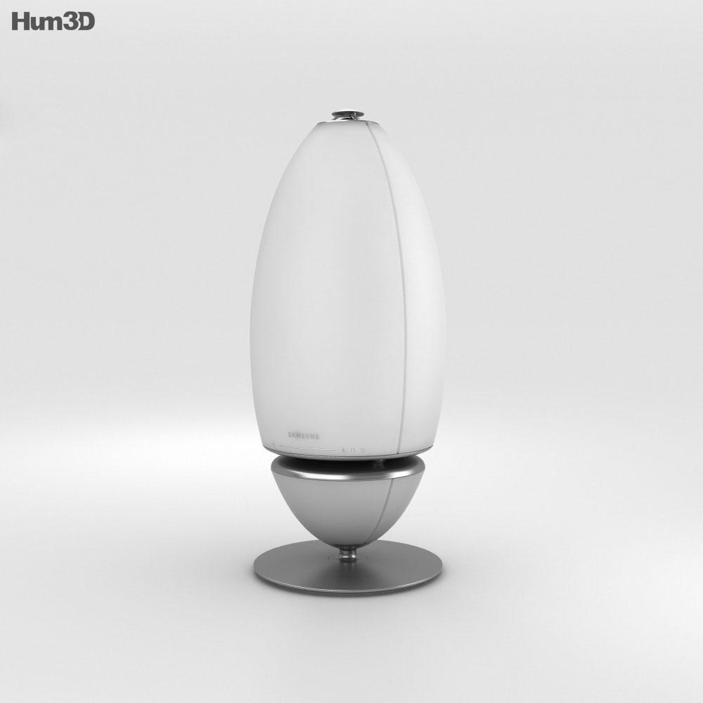 Samsung WAM7500 Speaker 3d model