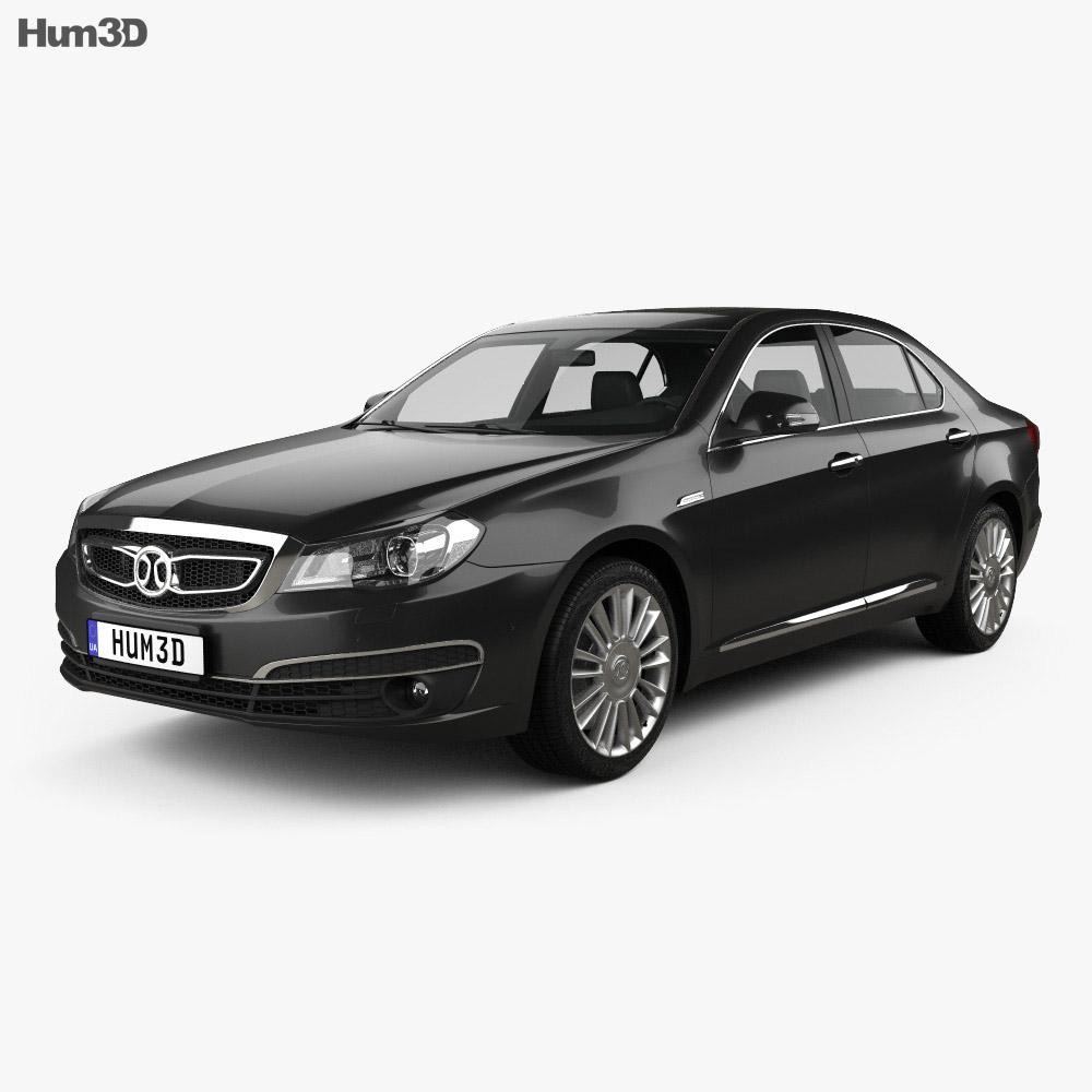 Senova D80 2015 3d model