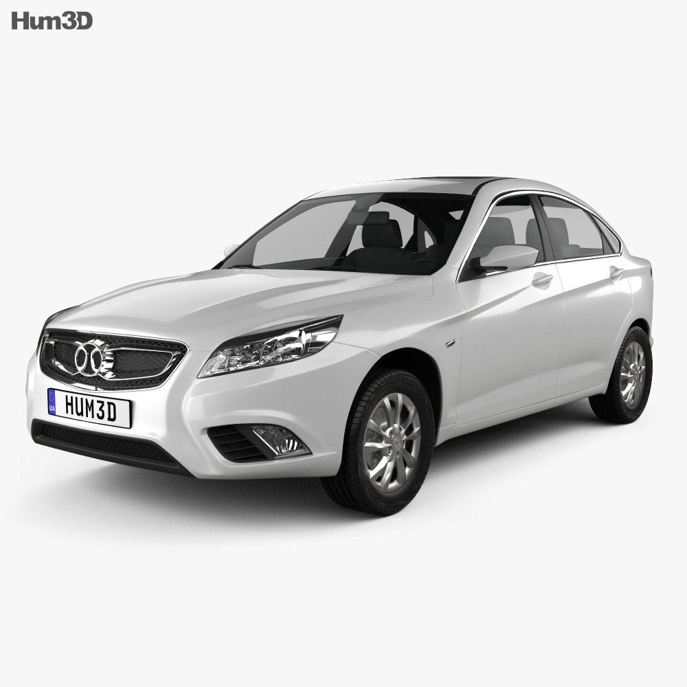 Senova EU260 2016 3d model