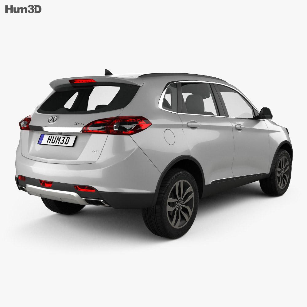 Senova X65 2015 3d model