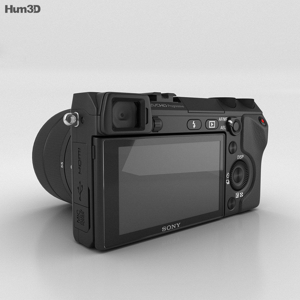 Sony NEX-7 3d model