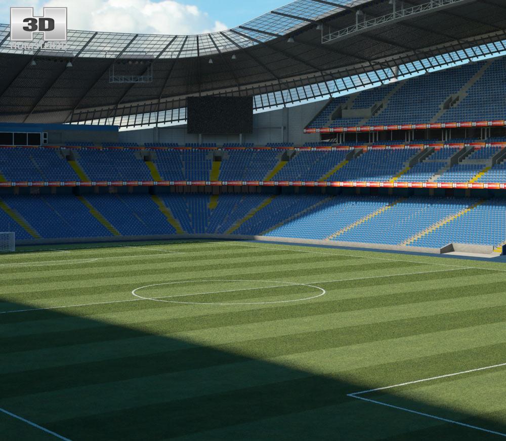 City of Manchester Stadium 3d model