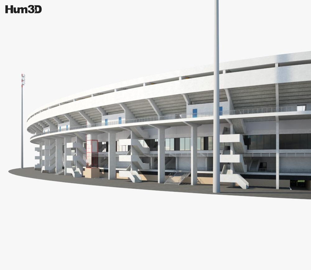 Stadio Marcantonio Bentegodi 3d model