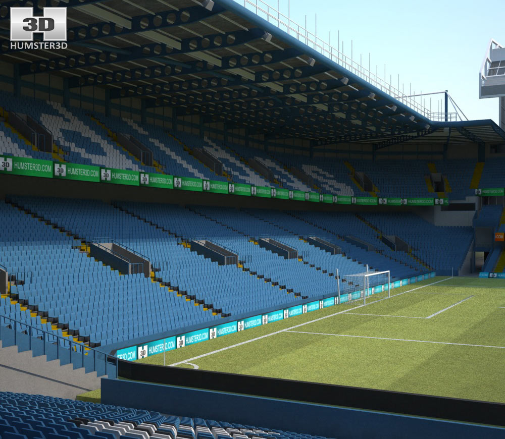 Stamford Bridge 3d model