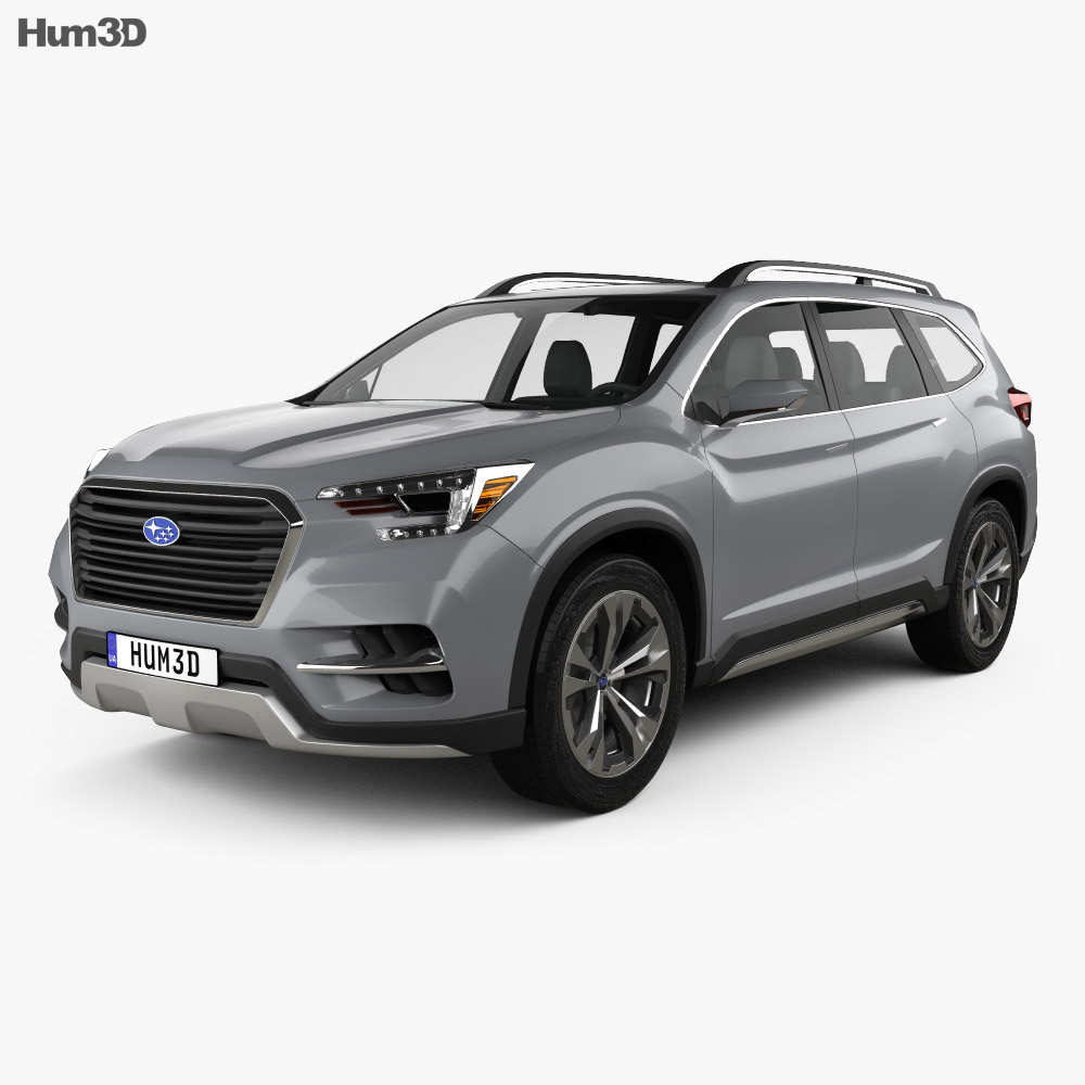 Subaru Ascent Suv 2017 Model