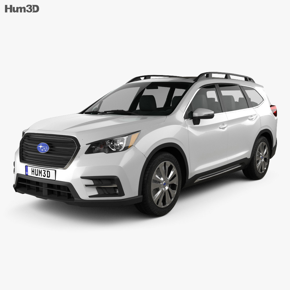 Subaru Ascent Touring 2018 Model