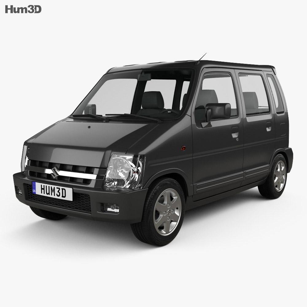 Suzuki Beidouxing 2007 3d model