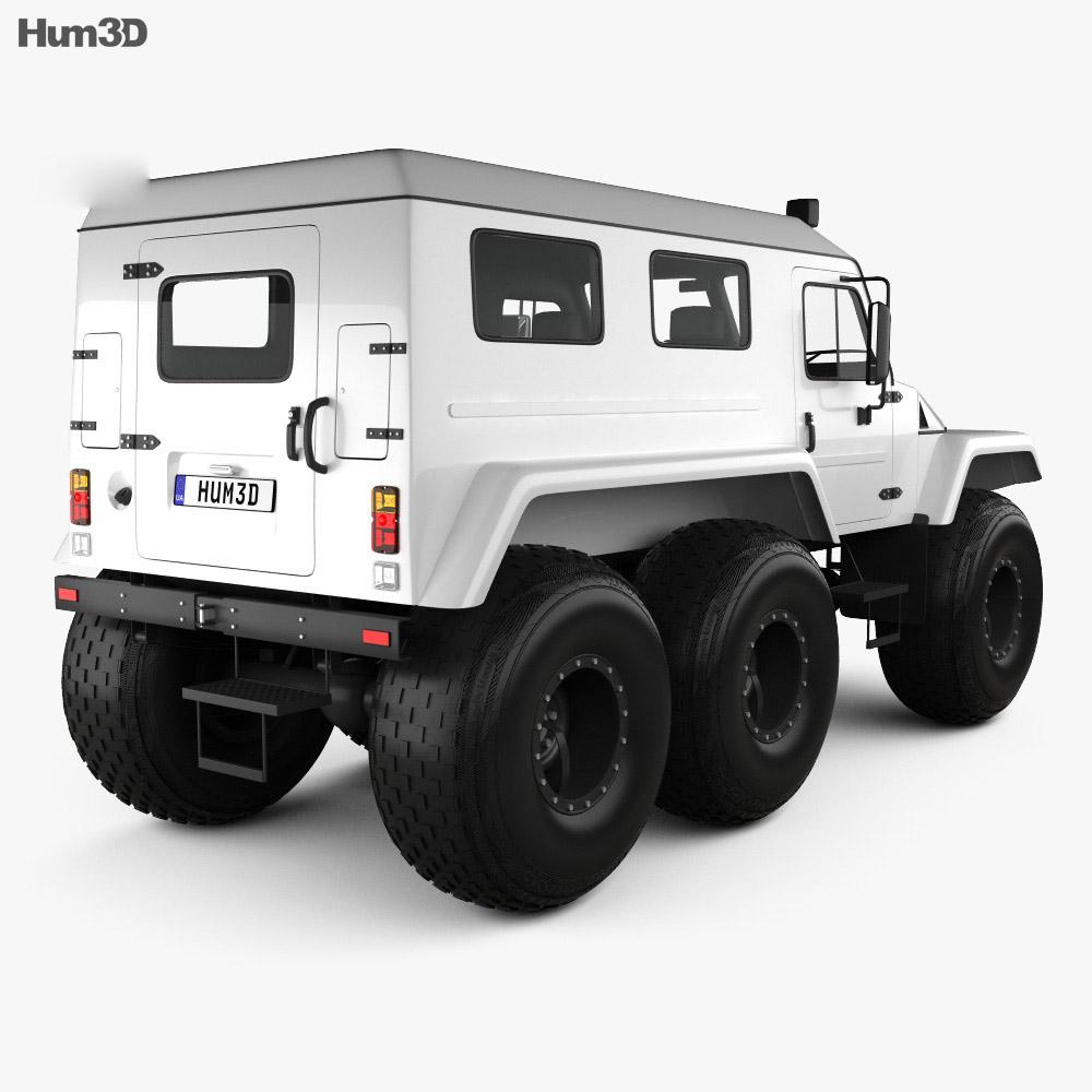 TREKOL 39294 2013 3d model