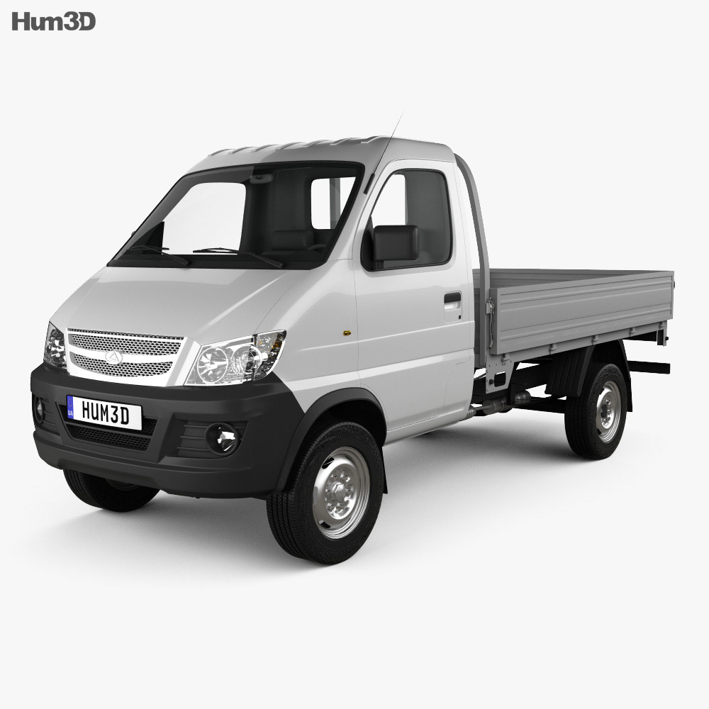 TagAZ Hardy pickup 2012 3d model
