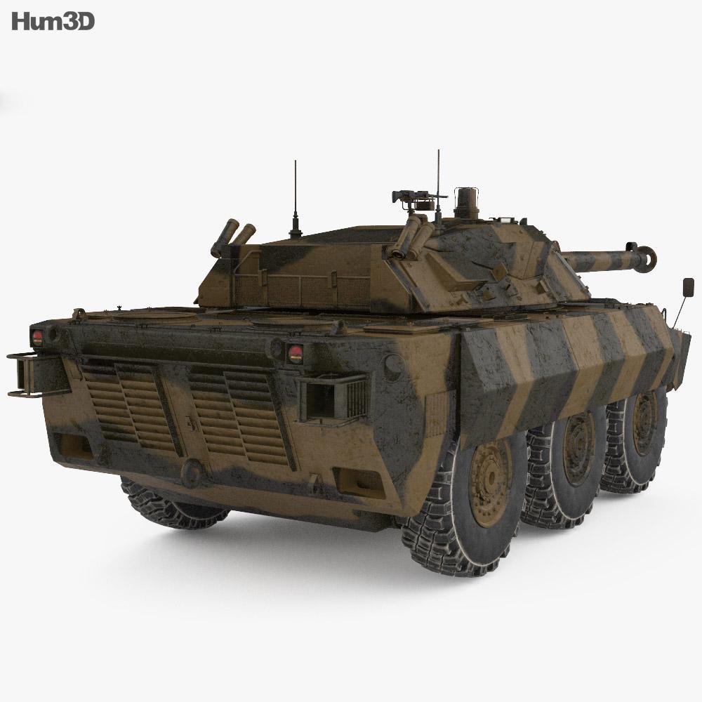 AMX-10 RC 3d model